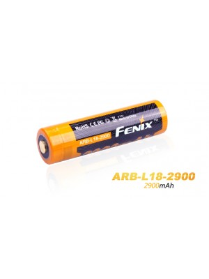 Acumulator Fenix ARB-L18-2900 18650 2900 mAh