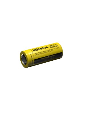Acumulator IMR26650 Nitecore NI26650A 4200 mah