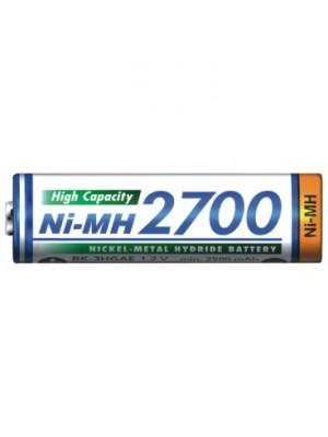 Acumulatori AA Panasonic 2700 mAh NIMH HR06