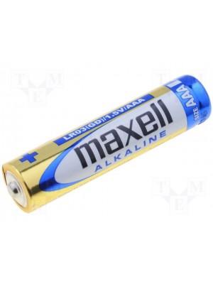 Baterii AAA Alcaline Maxell LR3