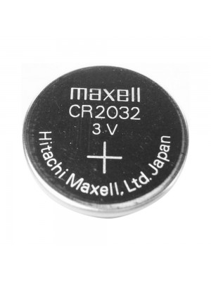 Baterie CR2032 Litiu Maxell (Tip Buton)