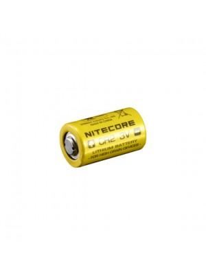 Baterie Litiu CR2 Nitecore 650 mAh
