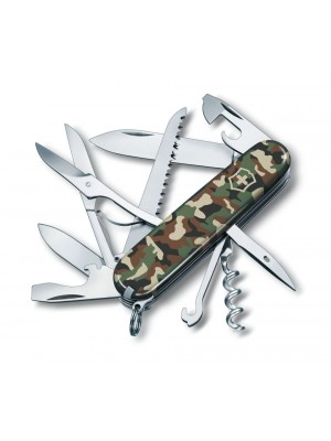 Briceag multifunctional Victorinox Huntsman (Swiss Army Knives) Camuflaj