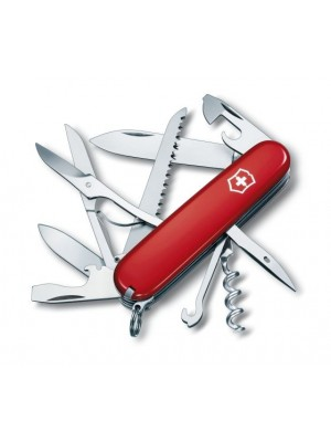 Briceag multifunctional Victorinox Huntsman (Swiss Army Knives) Rosu