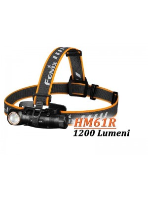 Fenix HM61R, Lanterna Frontala