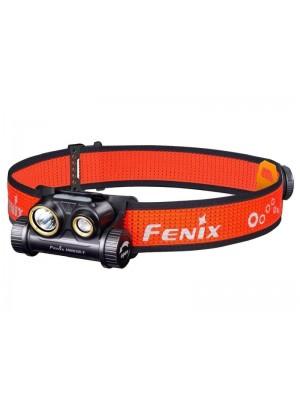 Fenix HM65R-T, Lanternă Frontală, Reîncărcabilă USB-C, 1300 Lumeni, 170 Metri