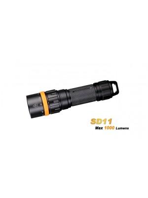 Fenix SD11 Lanterna pentru Scufundari