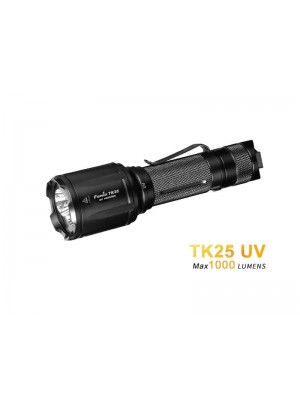Fenix TK25UV, Lanterna Led