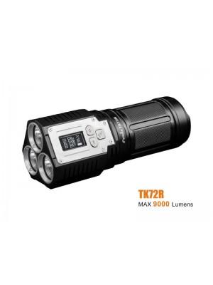 Fenix TK72R, Lanterna Reincarcabila