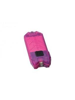 lanterna reincarcabila Nitecore tube roz