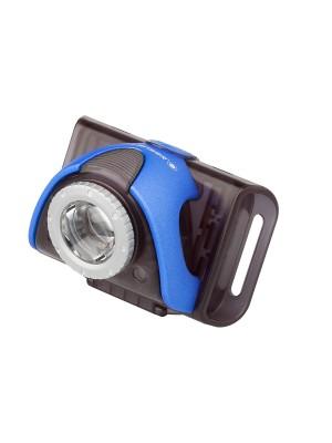 Lanterna pentru bicicletă Led Lenser SEO B5R albastru