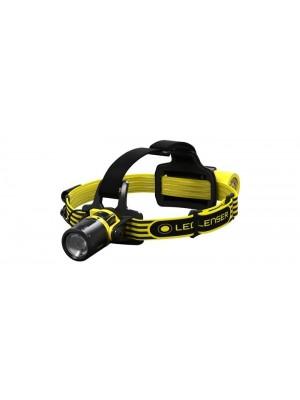 Led Lenser EXH8R, Lanterna Frontala