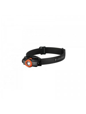 Led Lenser MH5, Lanternă Frontală, 400 Lumeni, 180 Metri (Portocaliu)
