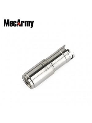 MecArmy X1S, Lanterna Led