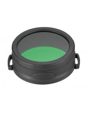 Nitecore NFG65, Filtru Verde, Diametru 65 mm