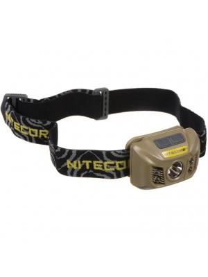 Nitecore NU30 Desert Tan, Lanternă Frontală