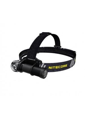 Pachet Nitecore UT32 + NL1826R, Lanternă Frontală, Lumina Alba 1100 Lumeni, 80 Metri, Lumina Calda 920 Lumeni, 117 Metri, Acumulator Inclus