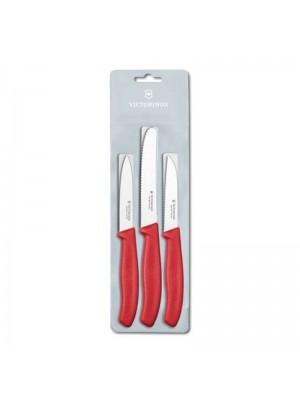 Set 3 cuțite de bucătărie Victorinox