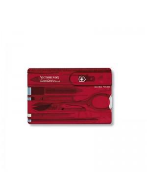 Victorinox SwissCard, Multi-Tool Roșu