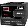 TED Electric, Stabilizator de tensiune cu servomotor, AVR, 5000VA