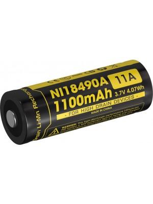 Acumulator IMR18490 Nitecore NI18490A 1100 mAh