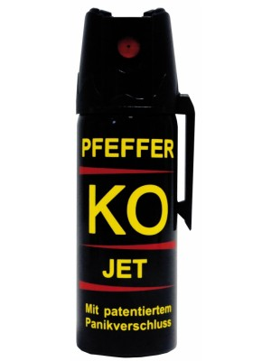 Ballistol Pfeffer-KO JET, Spray Autoaparare Piper, 50ml