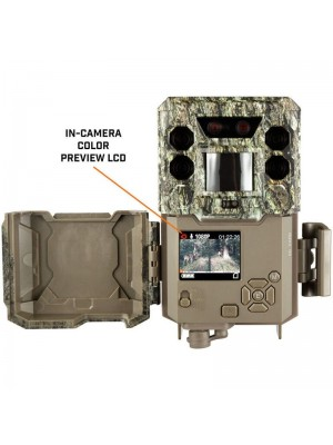 Bushnell Dual Core, Cameră de Supraveghere No Glow 30 MP