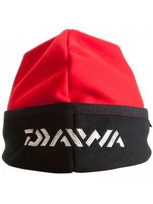 Daiwa Beanie, Căciulă Roșu / Negru