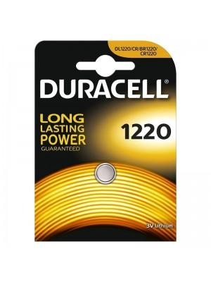 Duracell DL1220, Baterie Litiu CR1220, 3V, Blister 1