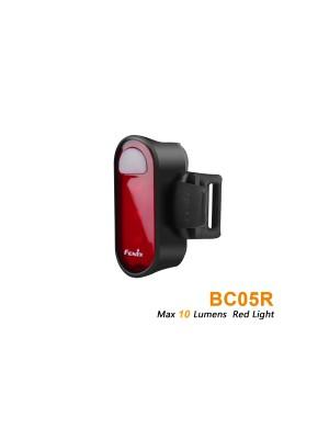 Fenix BC05R, Lumină Spate Bicicletă, Reîncărcabilă Micro USB, 10 Lumeni, 200 Metri
