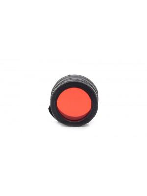 Nitecore NFR34, Filtru roșu, Diametru 34mm