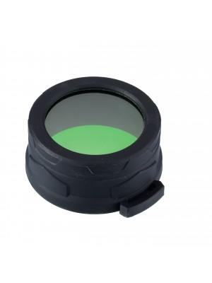 Nitecore NFG50, Filtru Verde, Diametru 50mm