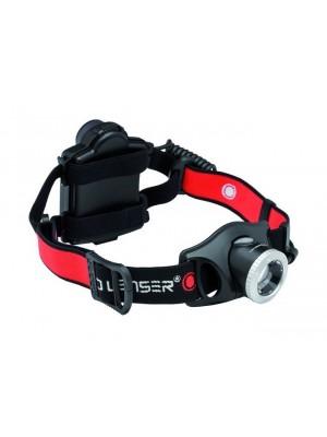 Led Lenser H7R.2, Lanterna Frontală, Reîncărcabilă USB, 300 Lumeni, 160 Metri