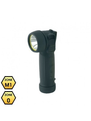 lanterna LED profesionala Wolf TR 45 ATEX