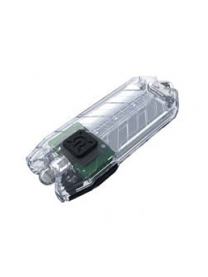 lanterna reincarcabila Nitecore Tube transparenta