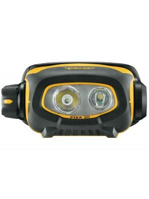 Petzl PIXA 3R, Lanterna Frontală, Reîncărcabilă, 90 Lumeni, 90 Metri, Atex