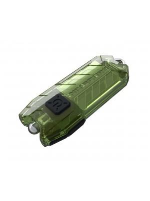 Nitecore Tube, Lanterna, Reîncărcabilă USB, Olive, 45 Lumeni, 24 Metri