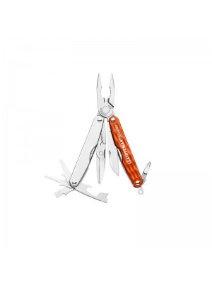 Leatherman Juice S2 Cinnabar Orange (instrument multifunctional)