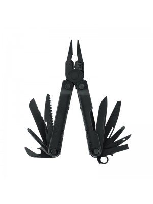 Leatherman Rebar, Multi-Tool, Negru