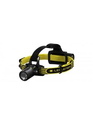 Led Lenser iLH8R, Frontala ATEX