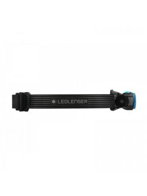 Led Lenser MH3, Lanternă Frontală, 200 Lumeni, 130 Metri (Albastru)