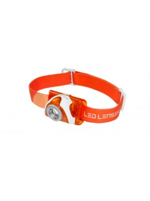 Lanterna frontala LED Lenser SEO3 100 lumeni