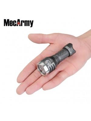 MecArmy PT14, Lanternă Led
