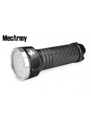 Lanterna MecArmy PT80 9600 lumeni