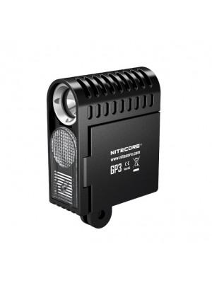 Nitecore GP3 (Lumină pentru Cameră Video De Acțiune GoPro și Sony)