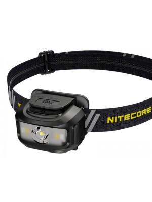 Nitecore NU35, Lanternă Frontală, Reîncărcabilă USB-C, 460 Lumeni, 48 Metri
