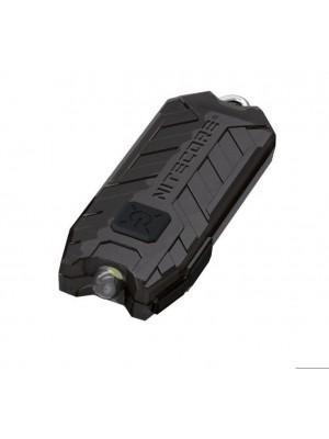 Nitecore Tube, Lanterna, Reîncărcabilă USB, Neagră, 45 Lumeni, 24 Metri