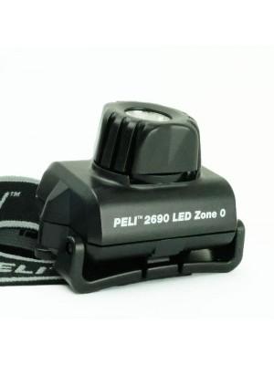 Peli HeadsUp Lite 2690Z0, Lanternă Frontală Atex