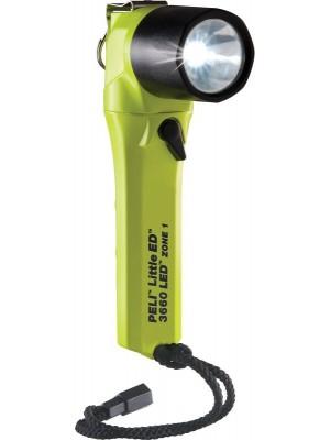 PELI Little Ed 3660Z1, Lanternă Profesională #
