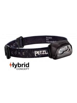 Petzl Actik Core, Lanternă Frontală, Reîncărcabilă, 350 Lumeni, 95 Metri